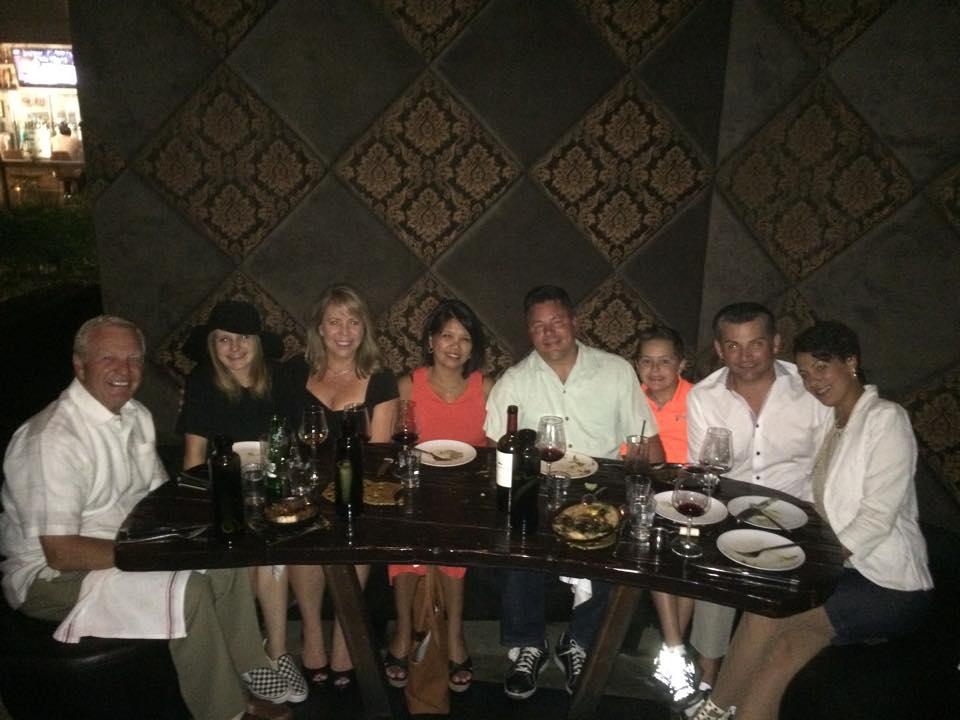 RRA-Dinner at Arc